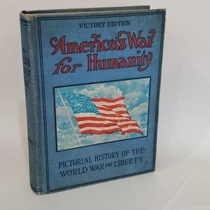 American's war for Humanity- History Book